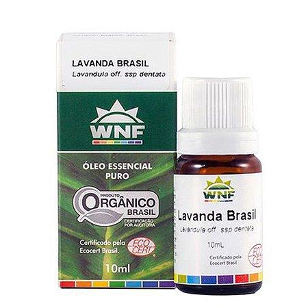 Óleo Essencial WNF Lavanda Brasil 10ml