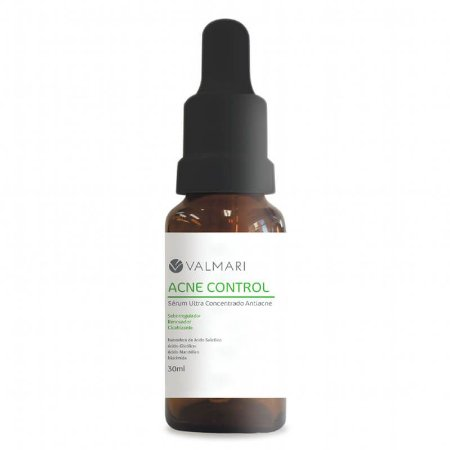 Sérum Ultra Concentrado Antiacne Acne Control 30ml Valmari
