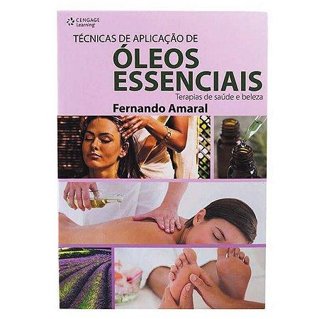 Livro Técnicas De Aplicação WNF Óleos Essenciais Terapias Saúde E Beleza