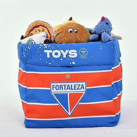 Caixa de Brinquedo Fortaleza Escudo