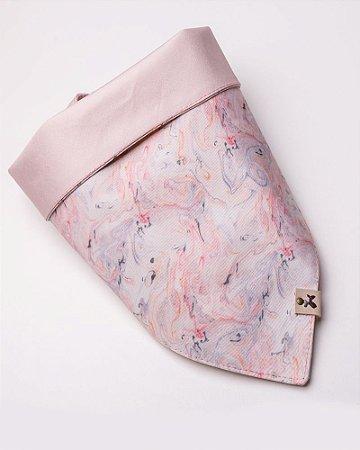 Bandana Marble Pink