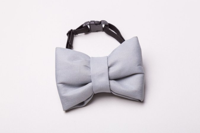 Laço/Gravata Grey