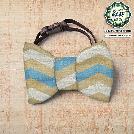 Laço/Gravata Chevron Eco