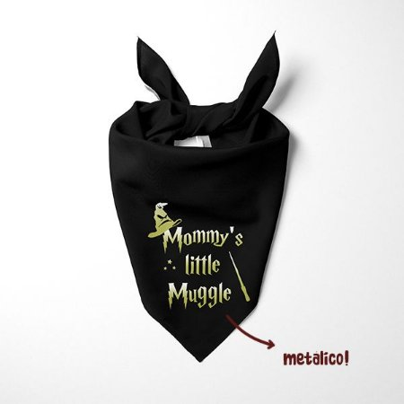 Bandana Mommy's little Muggle