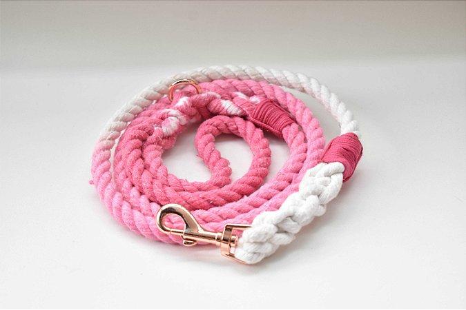 Guia de Corda Ombré Pink