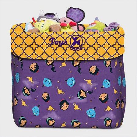 Caixa de Brinquedo Aladdin