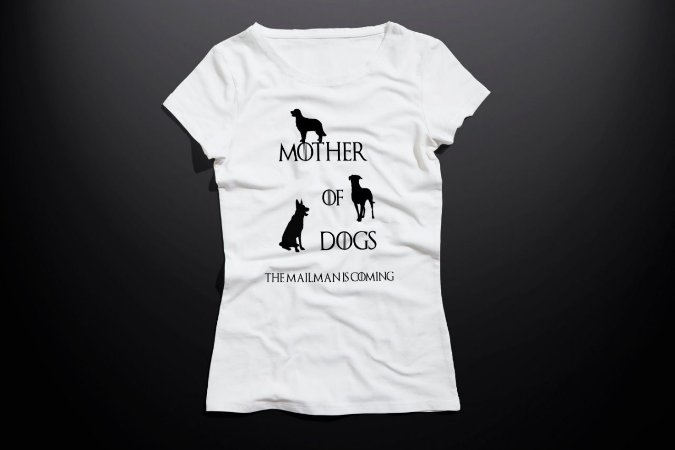 Blusa Mother of Dogs