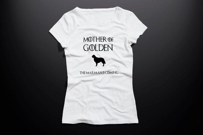 Blusa Mother of Golden