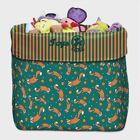 Caixa de Brinquedo Fox