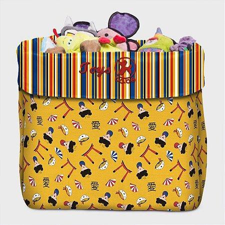 Caixa de Brinquedo Japonesa