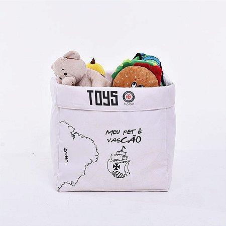 Caixa de Brinquedo Vasco Caravela Brasil