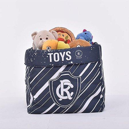Caixa de Brinquedo Remo Tradicional