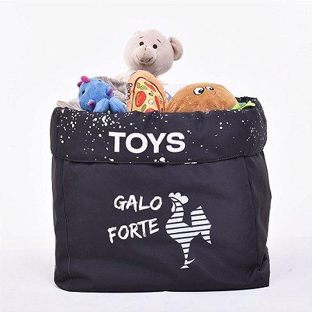 Caixa de Brinquedo Atlético MG - Galo Forte