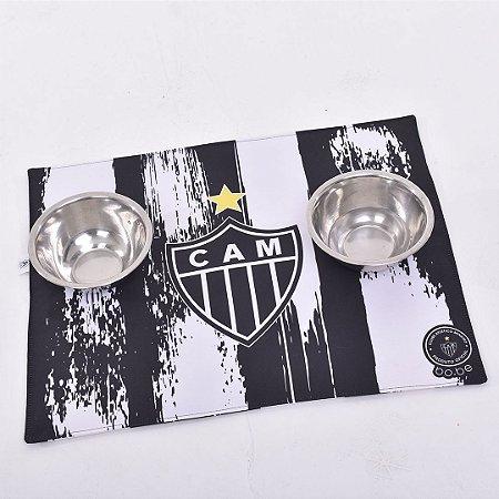 Jogo Americano Atlético MG - Escudo