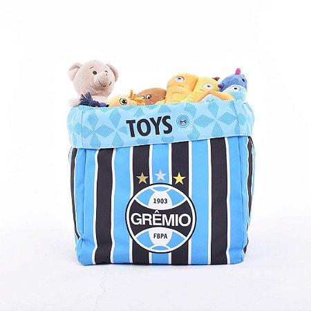 Caixa de Brinquedo Grêmio Tradicional