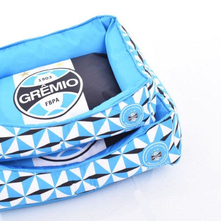 Cama Retangular Grêmio Imortal Tricolor