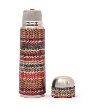 Garrafa Térmica 500 ml  Multicolor Lincoln's