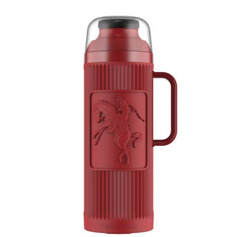 Garrafa Térmica Chimarrita Vermelho Roma 1 litro Termolar