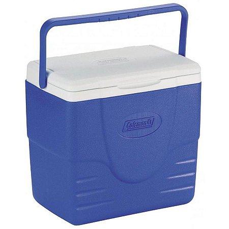Caixa Térmica 16QT - 15,1L Azul Coleman
