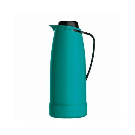 Garrafa Térmica Bule Dama Verde 1 litro Termolar