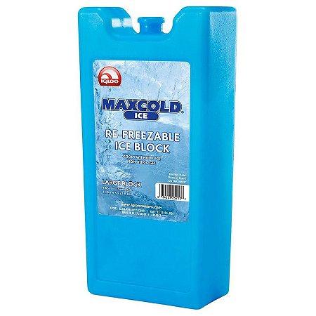 Bloco de Gelo Artificial Igloo Maxcold Grande