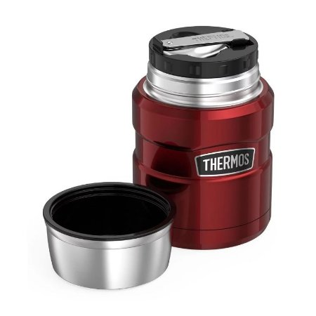 Pote Térmico 470ml Cereja Thermos