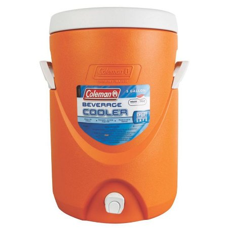 Cooler Térmico 18,9 litros Laranja Coleman
