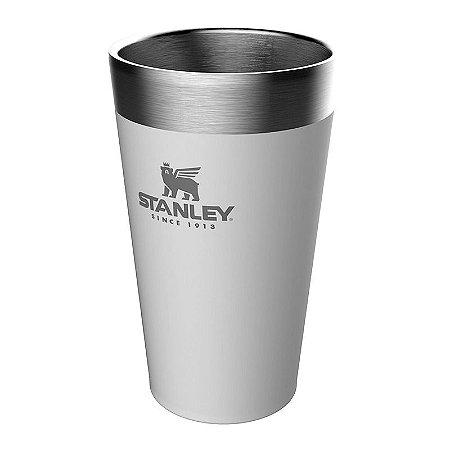 Copo Térmico de Cerveja S/Tampa Branco 473ml Stanley