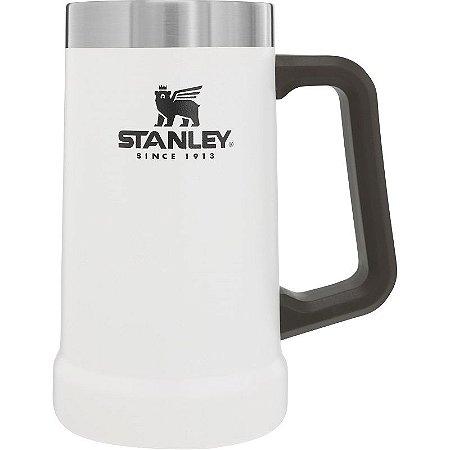 Caneca Térmica de Cerveja Branca 709ml Stanley