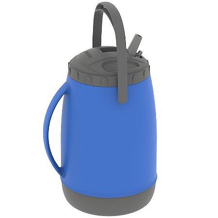Garrafa Isotérmica Atacama 2,5 litros Azul - Soprano