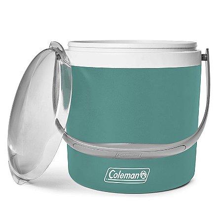 Cooler Térmico Circle  8,5 litros Verde Coleman
