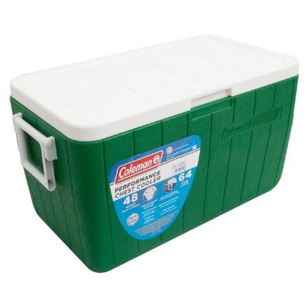 Caixa Térmica 48QT - 45,4L Verde Coleman