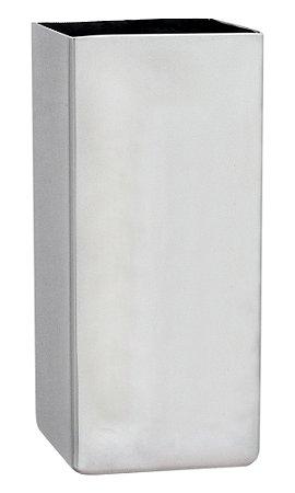 COPO TERERE INOX QUADRADO 110 X 50 MM