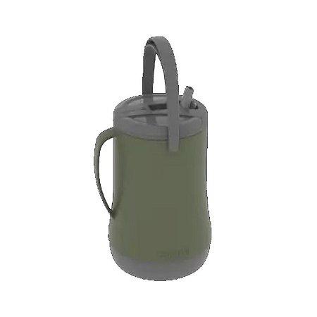 Garrafa Isotérmica Grantermo 2,5 litros Verde - Soprano
