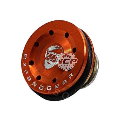 Cabeça de pistão Expand Gear rolamentada