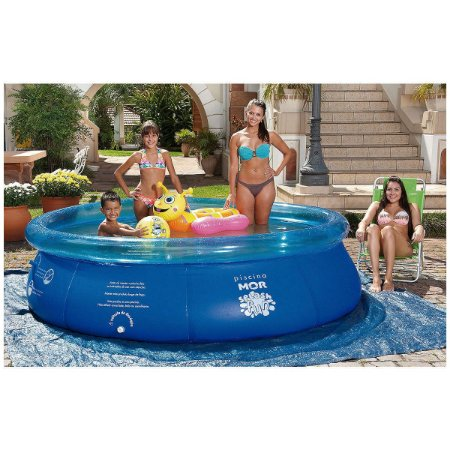 Piscina Splash Fun 3400L - MOR
