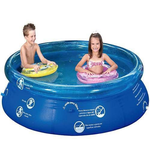 Piscina Splash Fun 1900 Litros -  MOR