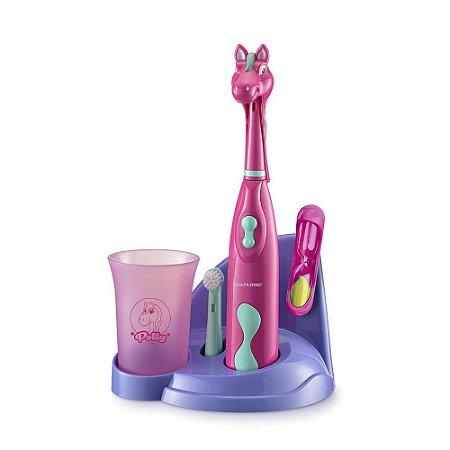 Escova dental infantil elétrica HC101 - Multilaser