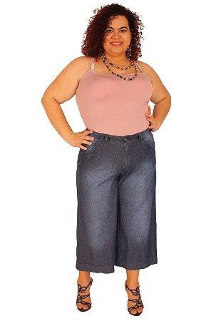 Calça Pantacurt BRUNA Jeans Lavagem Stone