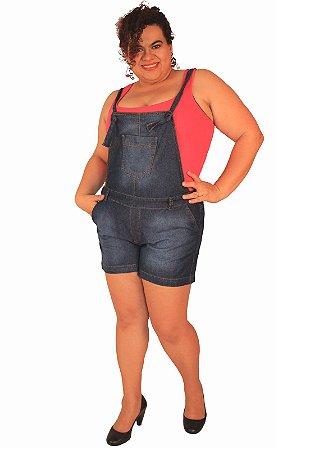 Jardineira Macacão Stone Jeans HANNA