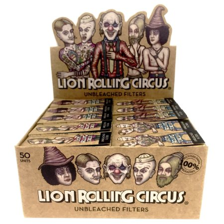 TIPS LION ROLLING CIRCUS - UNBLEACHED