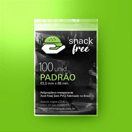 Snack Free - Padrão - 63,5 x 88