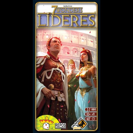 Líderes - Expansão 7 Wonders