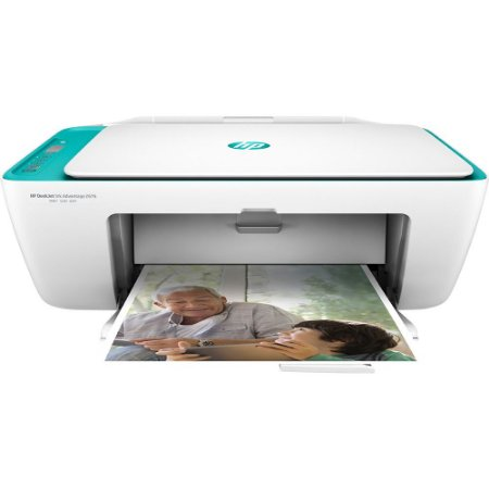 Multifuncional HP Deskjet Ink Advantage 2676 Impressora, Copiadora e Scanner Wi-Fi