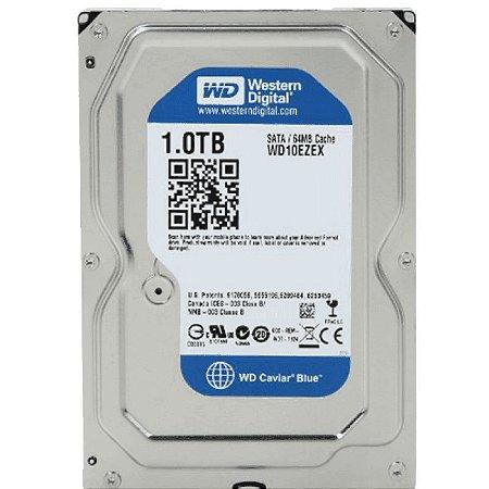 HD WD Blue 1TB 7200RPM 64MB Cache SATA 6.0Gb/s