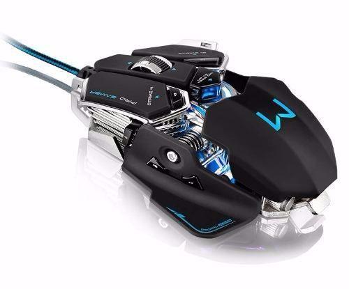 Mouse GAMER MULTILASER WARRIOR MO246 4.000 DPI