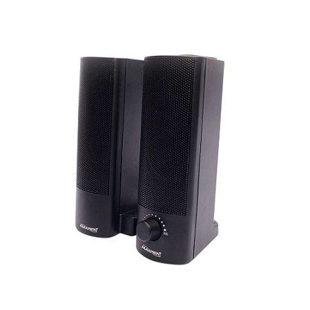 Caixa De Som Sound Bar 5w Maxprint