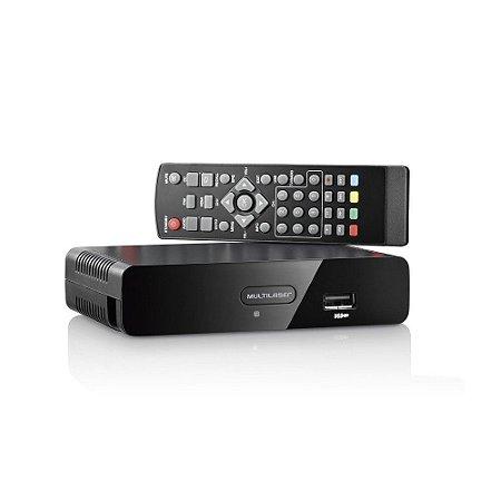Conversor e Gravador Digital HD Multilaser RE207