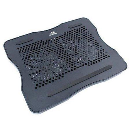 Base Cooler para Notebook Sumay SM-BNB220 Preto