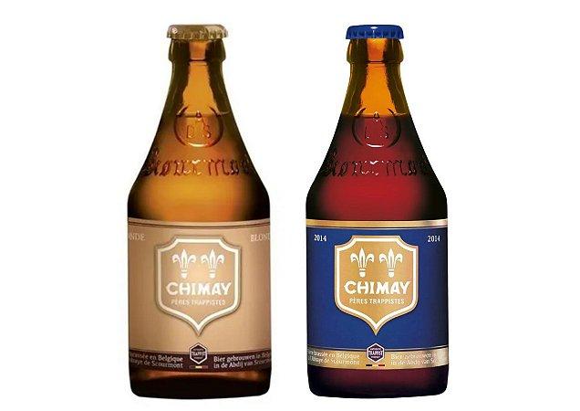 Dupla Chimay - Blue e Gold - 330ml